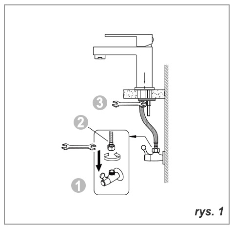 Bateria Kuchenna Montaz.Jak Zainstalowac Baterie Umywalkowa Montaz Baterii Umywalkowej