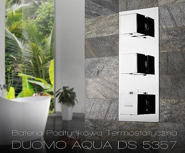 bateria prysznicowa z termostatem Duomo Aqua DS 5357